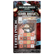 Warhammer 40,000 Dice Masters: Blood Angels - Black Rage Team Pack - EN