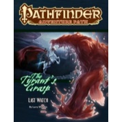 Pathfinder Adventure Path: Last Watch (The Tyrant's Grasp 3 of 6) - EN