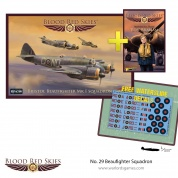 Blood Red Skies - Bristol Beaufighter Squadron (metal) - EN
