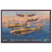 Blood Red Skies - Boulton Paul Defiant Squadron - EN