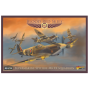 Blood Red Skies - Supermarine Spitfire Mk IX Squadron - EN