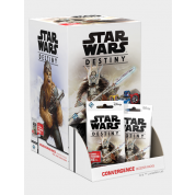 FFG - Star Wars: Destiny - Convergence Booster Display (36 Packs) - EN