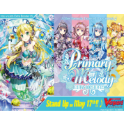 Cardfight!! Vanguard V - Primary Melody Extra Booster Display (12 Packs) - EN