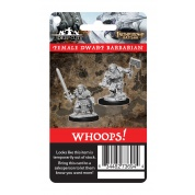 Pathfinder Battles/WizKids Deep Cuts Miniatures Wave 8 – Retailer Reorder Cards