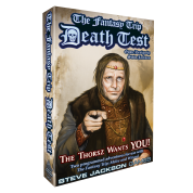 The Fantasy Trip - Death Test/Death Test 2 - EN