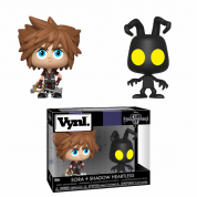 Funko VYNL 2-Pack: Kingdom Hearts 3 - Sora & Heartless Vinyl Figures 10cm