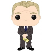 Funko POP! Wheel of Fortune - Pat Sajak Vinyl Figure 10cm