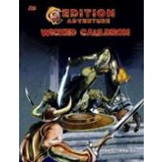 5th Edition Adventures: A3 - The Wicked Cauldron - EN