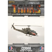 Tanks: The Modern Age - US AH-1 Cobra Helicopter Expansion - EN