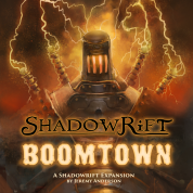 Shadowrift: Boomtown Expansion - EN