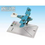 WW1 Wings of Glory – Albatros D.III (Frommherz) Airplane Pack - EN