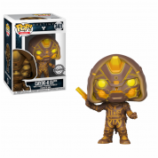 Funko POP! Destiny Cayde-6 w/ Golden Gun Vinyl Figure 10cm