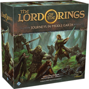 FFG - The Lord of the Rings: Journeys in Middle-Earth Board Game - EN