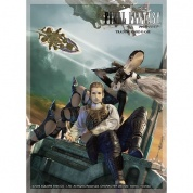 Final Fantasy TCG Supplies - Sleeves - FFXII Balthier/Fran (60 Sleeves)