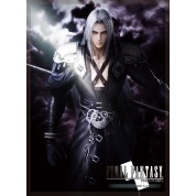 Final Fantasy TCG Supplies - Sleeves - Dissidia/Sephiroth (60 Sleeves)