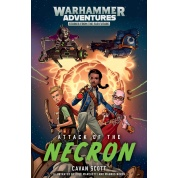 Warhammer Adventures Warped Galaxies - Attack of the Necron - EN