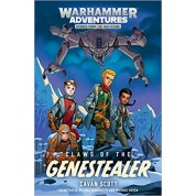 Warhammer Adventures Warped Galaxies - Claws of the Genestealer - EN