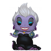 Funko POP! Little Mermaid - Ursula w/ Eels Vinyl Figure 10cm