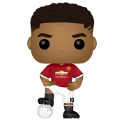 Funko POP! Football - Marcus Rashford (MAN U) Vinyl Figure 10cm