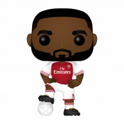Funko POP! Football - Alexandre Lacazette (Arsenal) Vinyl Figure 10cm
