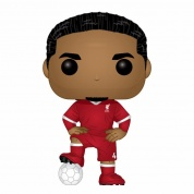 Funko POP! Football - Virgil Van Dijk (Liverpool) Vinyl Figure 10cm