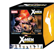 Marvel HeroClix: Wolverine vs. Cyclops: X-Men Regenesis Storyline Organized Play Countertop Display - EN