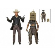The Lone Ranger 7-inch Deluxe action figures series 2 assortment (8)