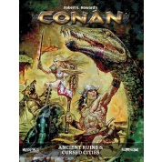Conan: Adventures in an age Undreamed of - Ancient Ruins & Cursed Cities - EN
