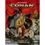 Conan: Adventures in an age Undreamed of - Horrors of the Hyborian Age - EN