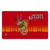 Legion - Playmat - Meowry Krampus (Made in Germany)