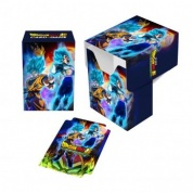 UP - Full-View Deck Box - Dragon Ball Super Goku, Vegeta, and Broly