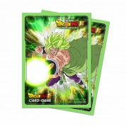 UP - Sleeves Standard - Dragon Ball Super - Broly (65 Sleeves)