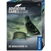 Adventure Games - Die Monochrome AG - DE