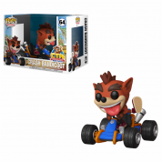 Funko POP! Crash Team Racing - Crash Bandicoot Vinyl Figure