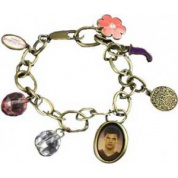 Twilight Breaking Dawn Charm Bracelet Jacob