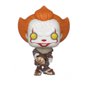 Funko POP! IT: Chapter 2 - Pennywise w/ Beaver Hat Vinyl Figure 10cm