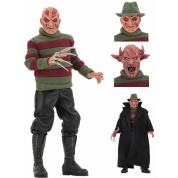 Nightmare On Elm Street - New Nightmare Freddy Clothed Figure 20cm