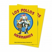 UP - Sleeves Standard - Breaking Bad Los Pollos (100 Sleeves)