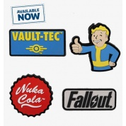Fallout - Rubber Patch Set
