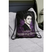 Twilight Breaking Dawn Back Sack Edward Swirls
