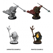D&D Nolzur's Marvelous Miniatures - Tortles Adventurers (6 Units)