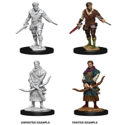 D&D Nolzur's Marvelous Miniatures - Male Human Rogue (6 Units)