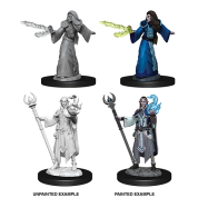 D&D Nolzur's Marvelous Miniatures - Male Elf Wizard (6 Units)