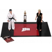 Karate Kid (1984) - Tournament 2 Pack Clothed Action Figures 20cm