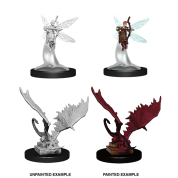 D&D Nolzur's Marvelous Miniatures - Sprite & Pseudodragon (6 Units)