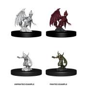 D&D Nolzur's Marvelous Miniatures - Quasit & Imp (6 Units)