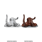 WizKids Deep Cuts Unpainted Miniatures - Giant Octopus (6 Units)