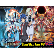 Cardfight!! Vanguard V - Light of Salvation, Logic of Destruction Extra Booster Display (12 Packs) - EN