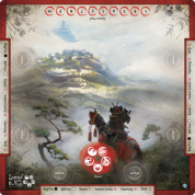 FFG - Legend of the Five Rings Roleplaying Gamemat