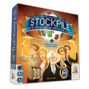 Stockpile: The Stockmarket Game of Insider Trading - EN
